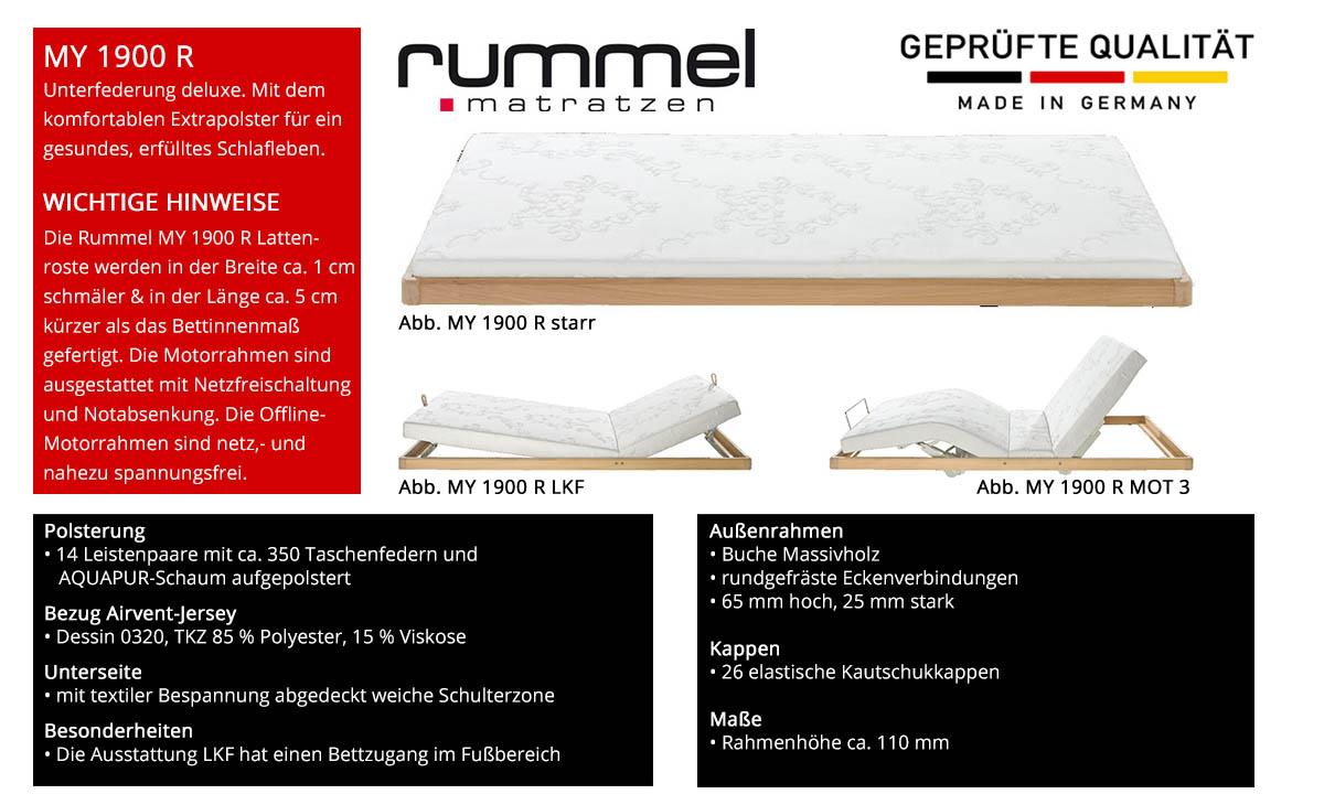 Rummel-MY-1900-R-Lattenrost-online-kaufen