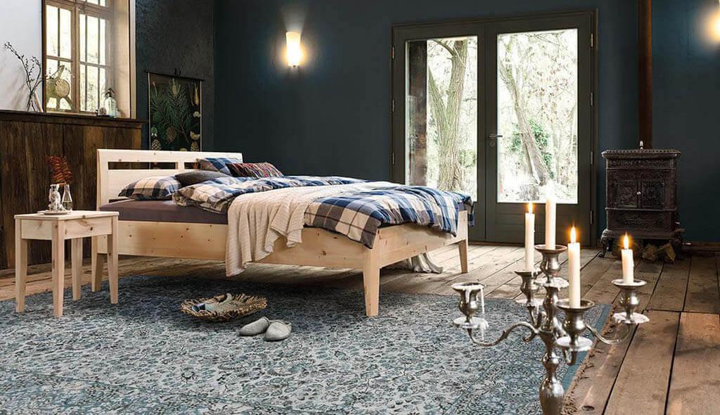 Hochwertige-Massivholzbetten-online-kaufen-Abbildung-dormiente-Kalmera