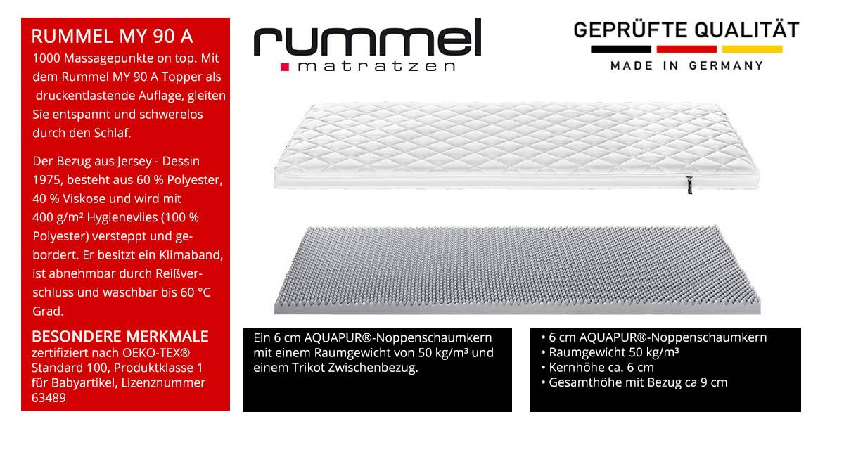 Rummel-MY-90-A-Topper-online-kaufen