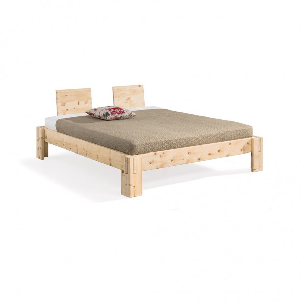Dormiente Massivholzbett Nuveo Maxi
