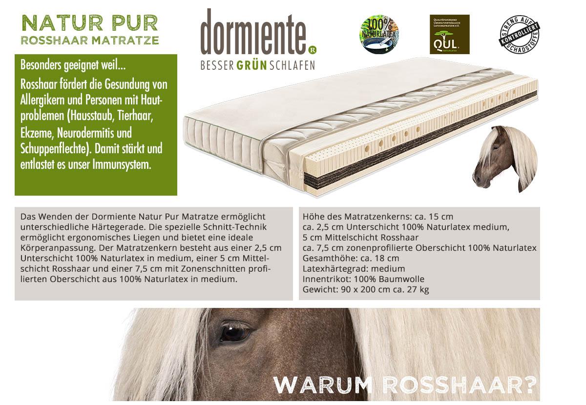 Dormiente-Natur-Pur-Rosshaar-Matratze-online-bestellen