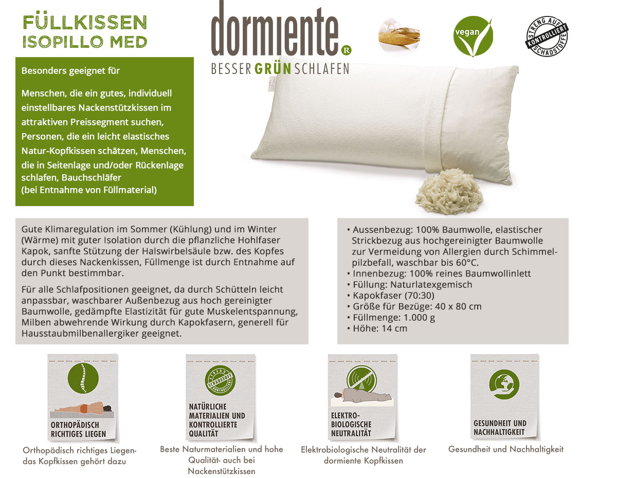 Dormiente-Naturkopfkissen-Isopillo-Med-online-bestellen