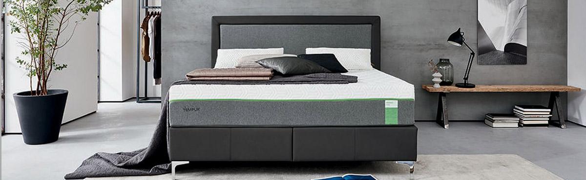Finden-Sie-das-perfekte-Tempur-Bett-Banner