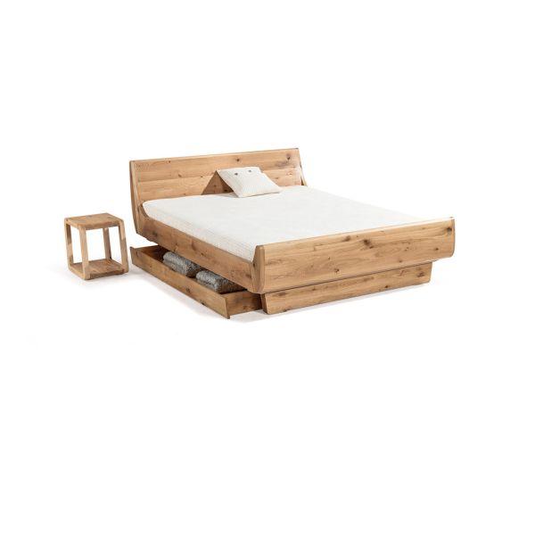 Dormiente Massivholzbett Mola Maxi
