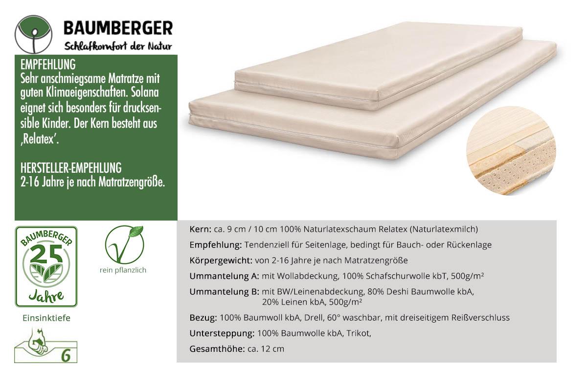 Baumberger-Solana-Jugendmatratze-online-kaufen
