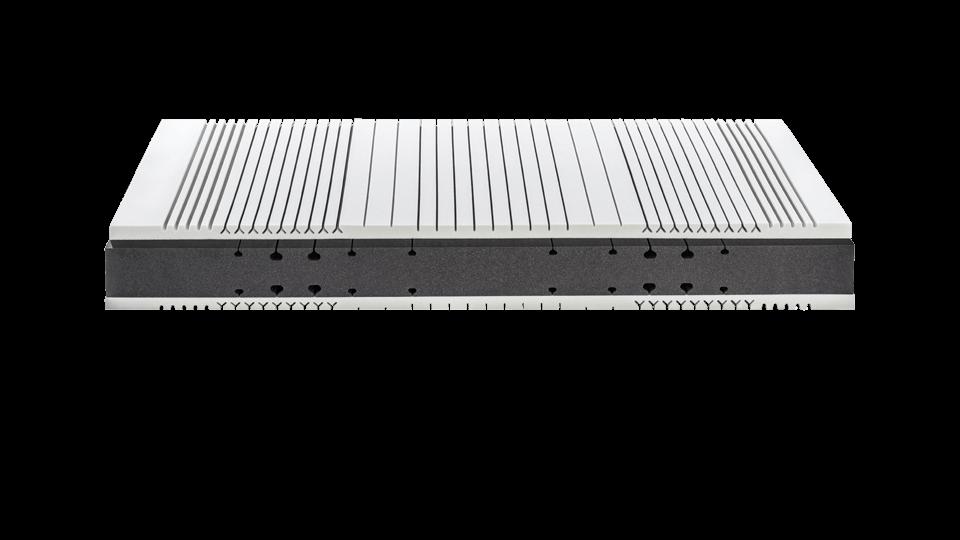 Rummel-MY-600-A-Schaummatratze-Kernansicht