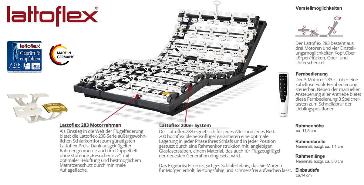 lattoflex-283-Motorrahmen-online-kaufen