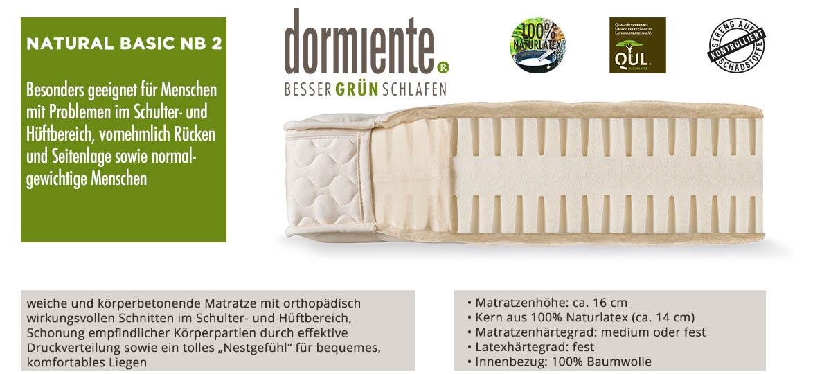 Dormiente-Natural-Basic-2-online-kaufen