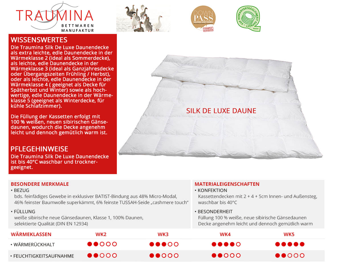 Traumina-Silk-De-Luxe-Daunendecke-online-bestellen