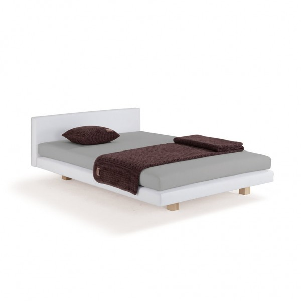 Dormiente Natur-Boxspringbett LOUNGE NIGHT