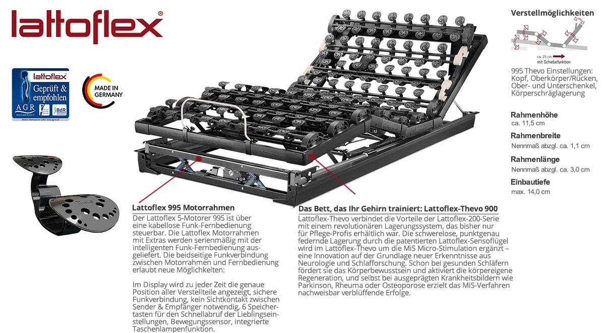 Lattoflex-Thevo-995-Motorrahmen-online-kaufen
