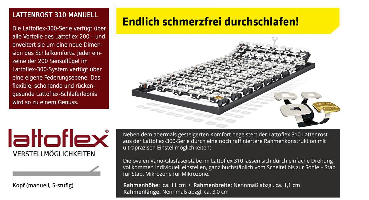 Lattoflex-310-Lattenrost-online-bestellen