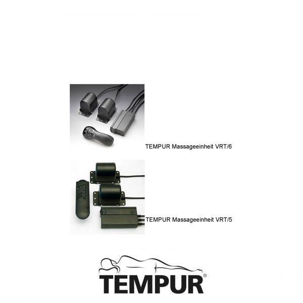 Tempur Massageeinheit für 2000/4000