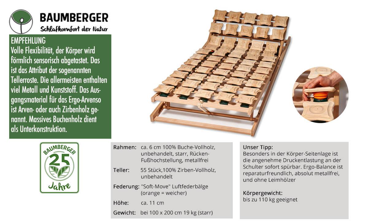Baumberger-Ergo-Arvenso-Tellerlattenrost-online-bestellen