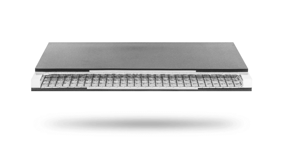 Rummel-MY-400-F-Federkern-Matratze-Kernansicht