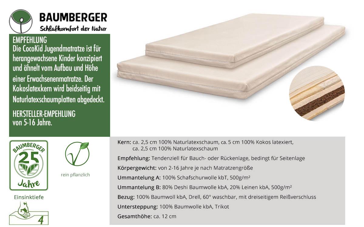 Baumberger-Cocokid-Jugendmatratze-online-kaufen
