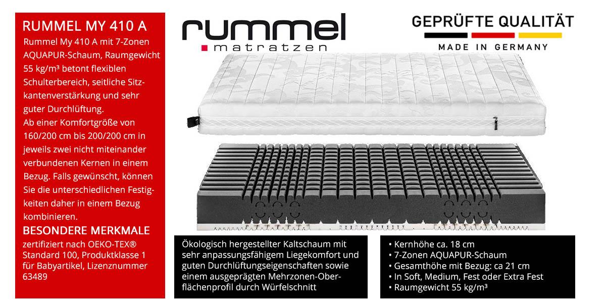 Rummel-MY-410-A-Schaummatratze-online-kaufen