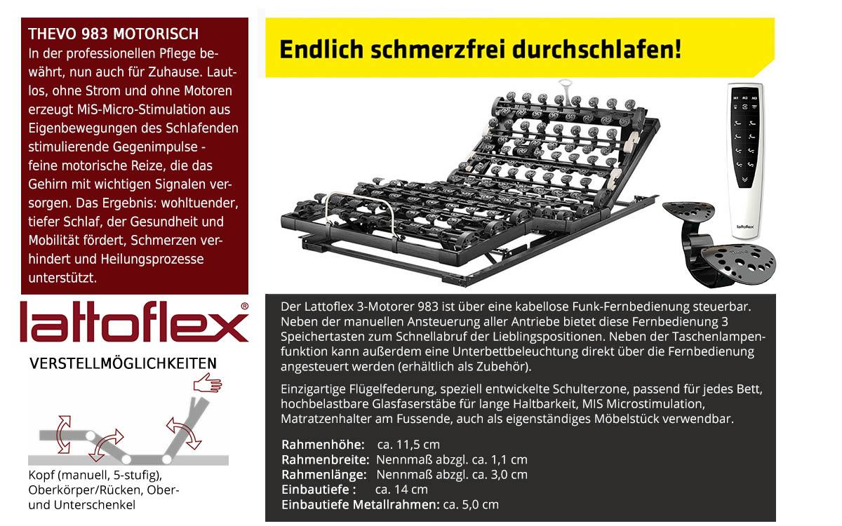 Lattoflex-Thevo-983-elektrischer-Lattenrost-online-kaufen