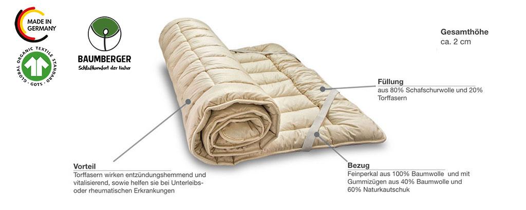 Baumberger-Torwo-Unterbett-Produktmerkmale-Details