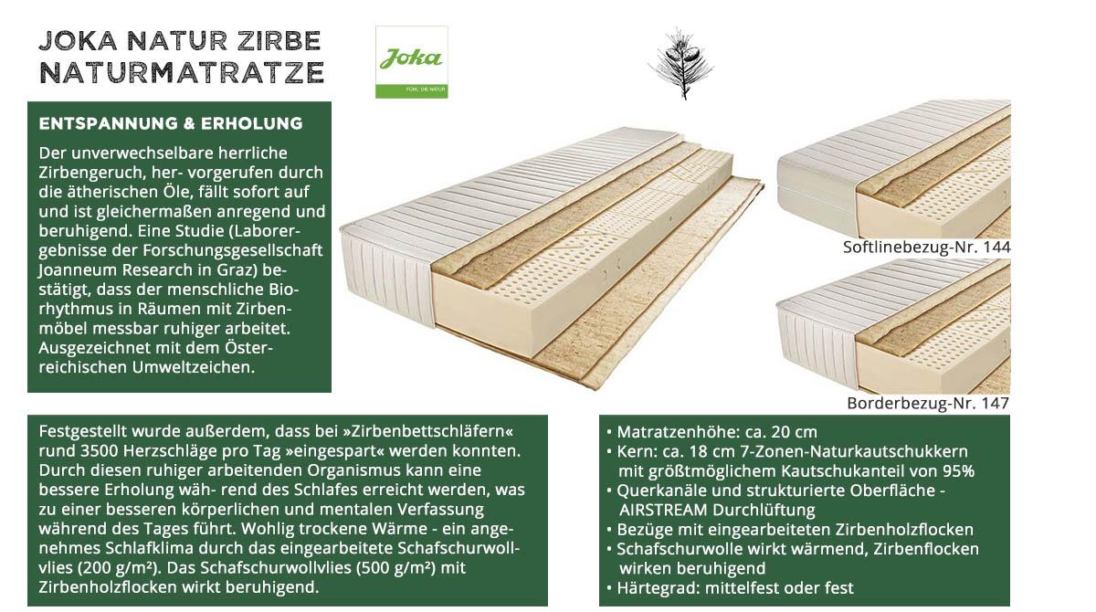 Joka-Natur-Zirbe-Naturmatratze-kaufen
