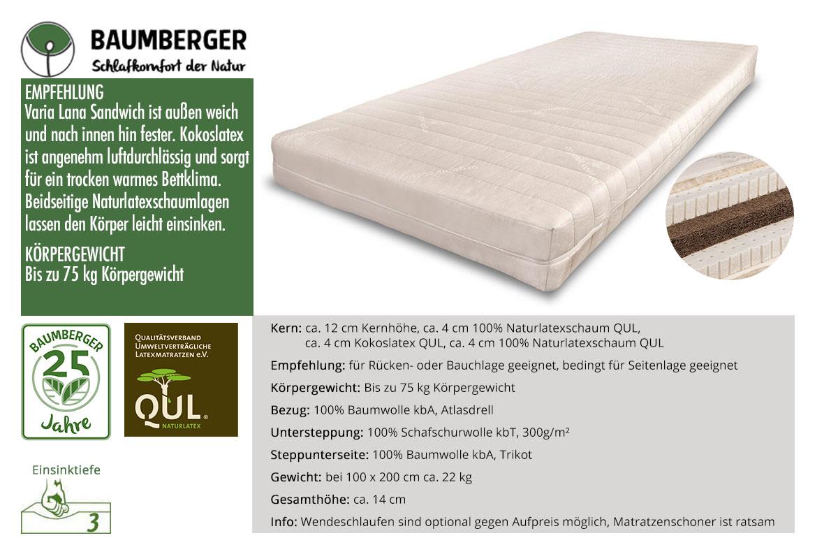 Baumberger-Varia-Lana-Sandwich-Naturlatexmatratze-online-kaufen