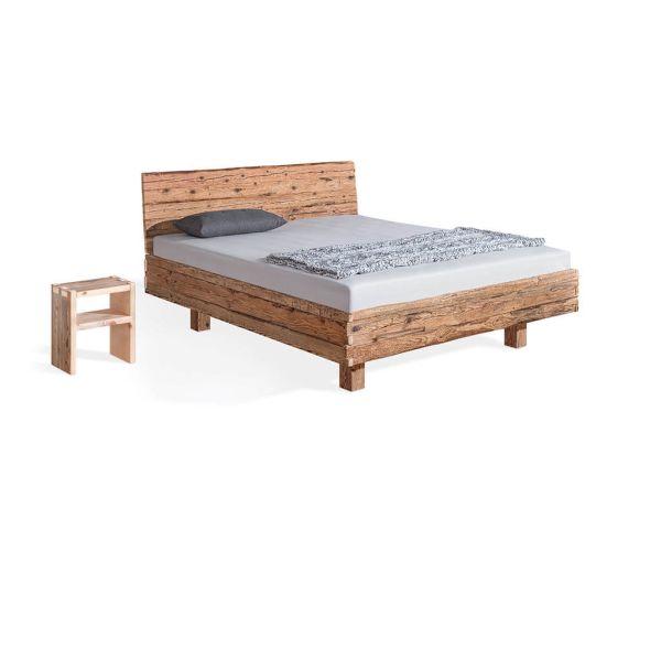 Dormiente Massivholzbett Veteris 1