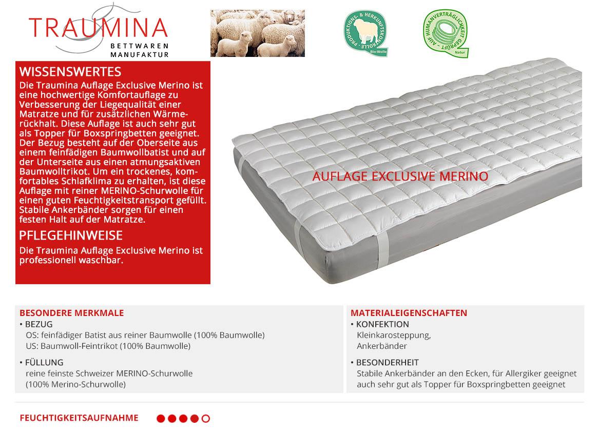 Traumina-Auflage-Exclusive-Merino-online-kaufen
