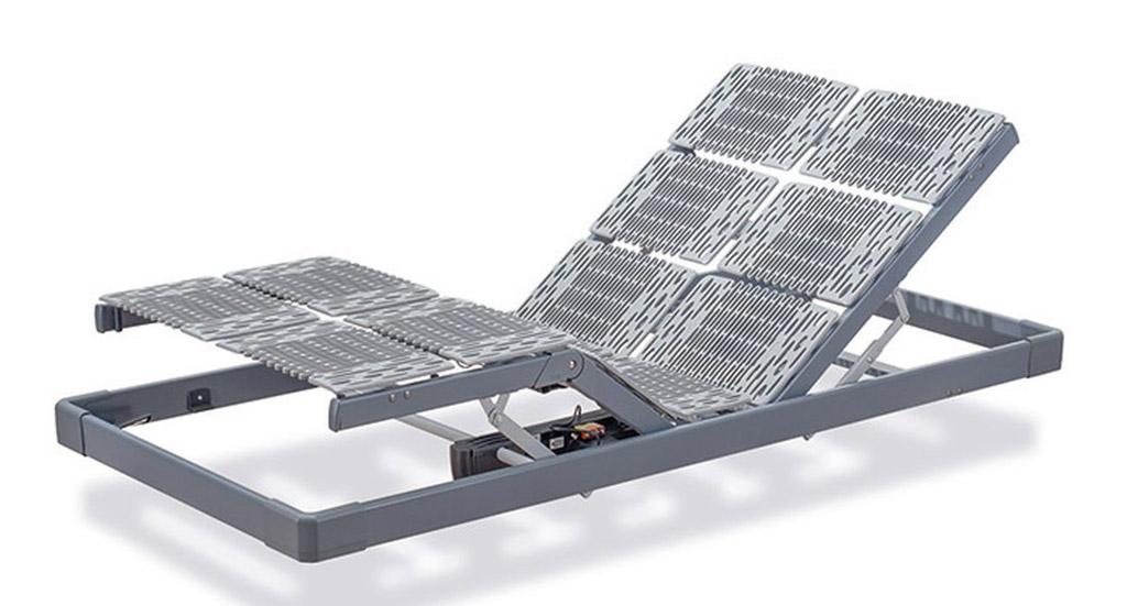 Tempur-Hybrid-Flex-2000-Systemrahmen-Aufsicht
