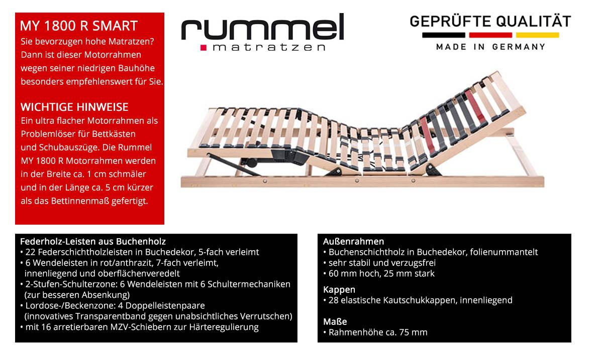Rummel-MY-1800-R-SMART-Motorrahmen-online-kaufen