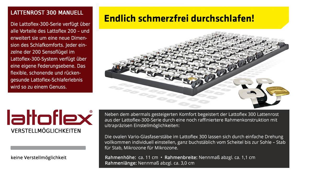 Lattoflex-300-Lattenrost-online-bestellen