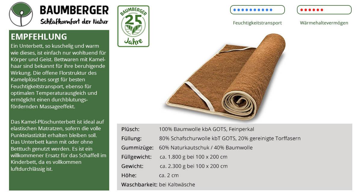 Baumberger-Kamel-Pluesch-Unterbett-online-kaufen