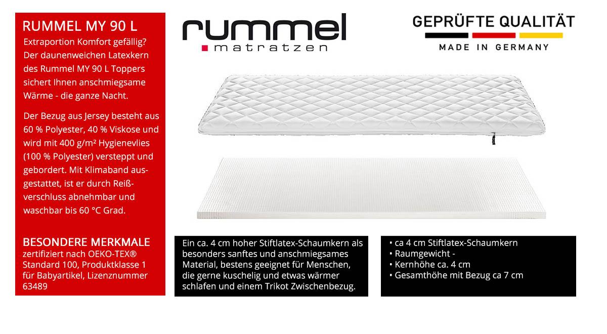 Rummel-MY-90-L-Topper-online-kaufen