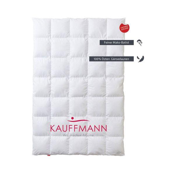 Kauffmann Österreichische Premium Weidegans Daunendecke