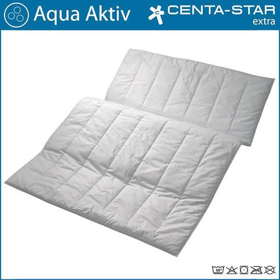 Centa-Star-Aqua-Aktiv-Ganzjahresbett-Solo-Bett-Detailansicht