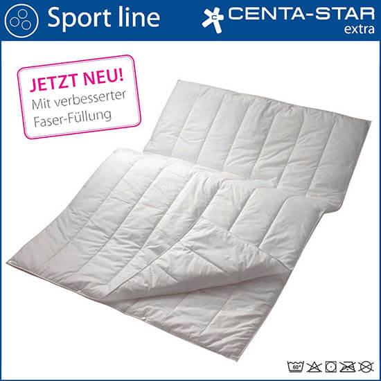 Centa-Star-Sport-Line-Vierjahreszeitenbett-Combi-Bett-Detailansicht