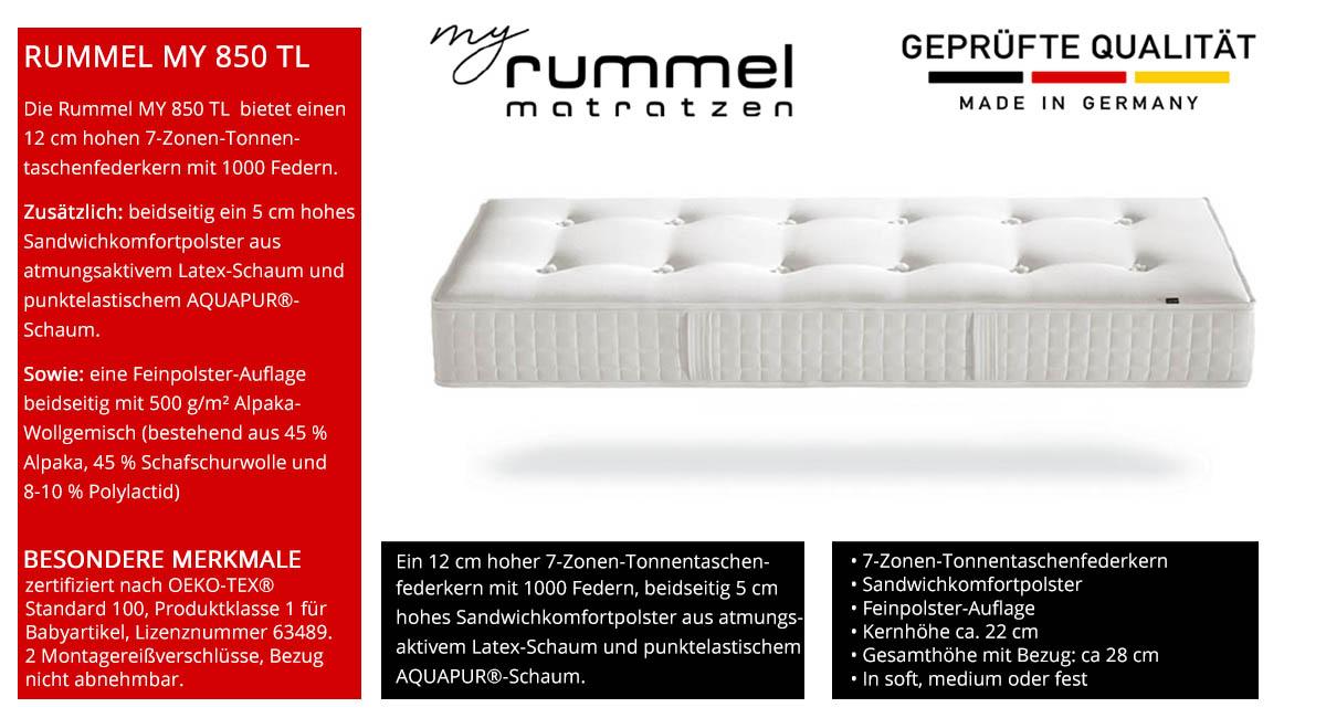 Rummel-MY-850-TL-Taschenfederkernmatratze-7-Zonen-kaufen