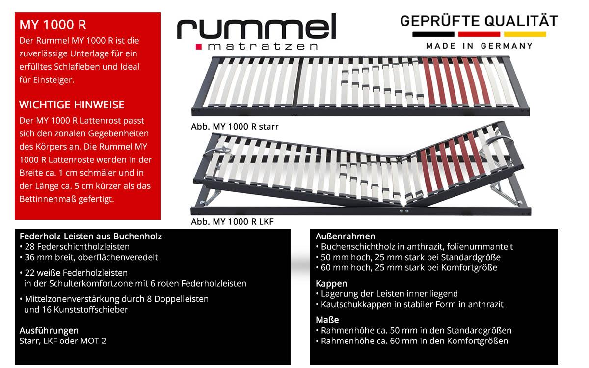 Rummel-MY-1000-R-Lattenrost-online-kaufen