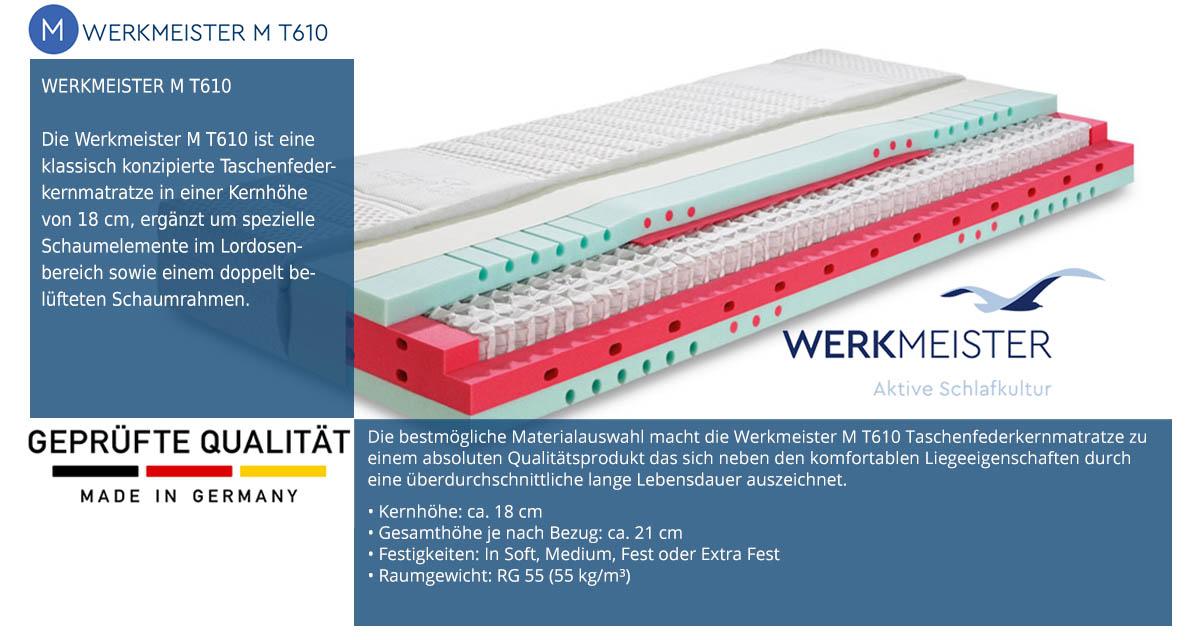 Werkmeister-M-T610-Taschenfederkernmatratze-im-Test