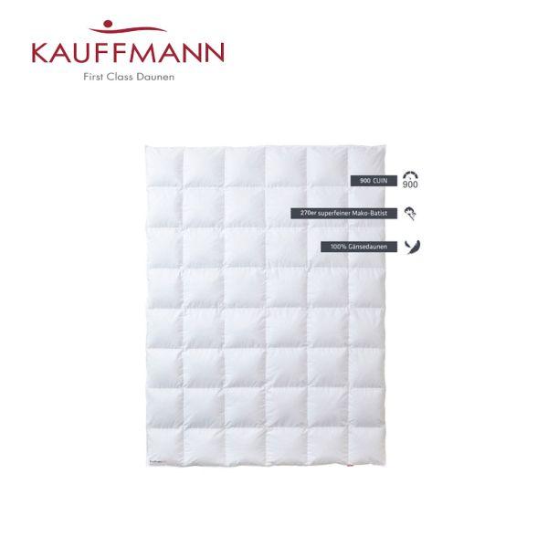 Kauffmann 900 Daunendecke