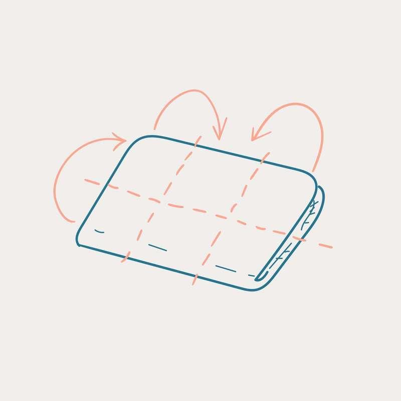 Formesse-Spannbettlaken-richtig-falten-Schritt-2