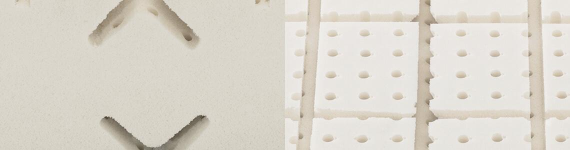 dormiente-Matratzenkern-Einschnitt-Detail