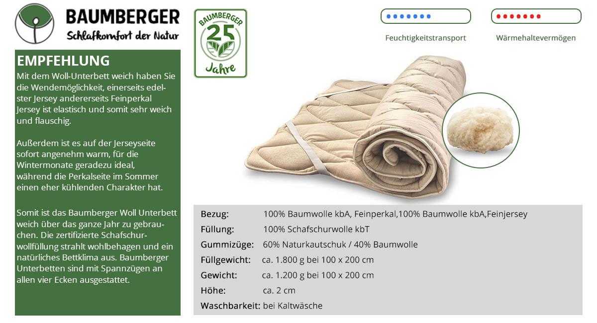 Baumberger-Woll-Unterbett-weich-online-kaufen