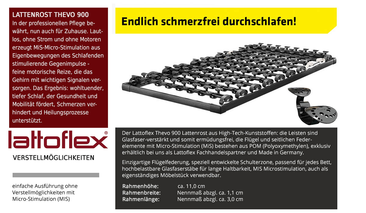 Lattoflex-Thevo-900-Lattenrost-online-bestellen