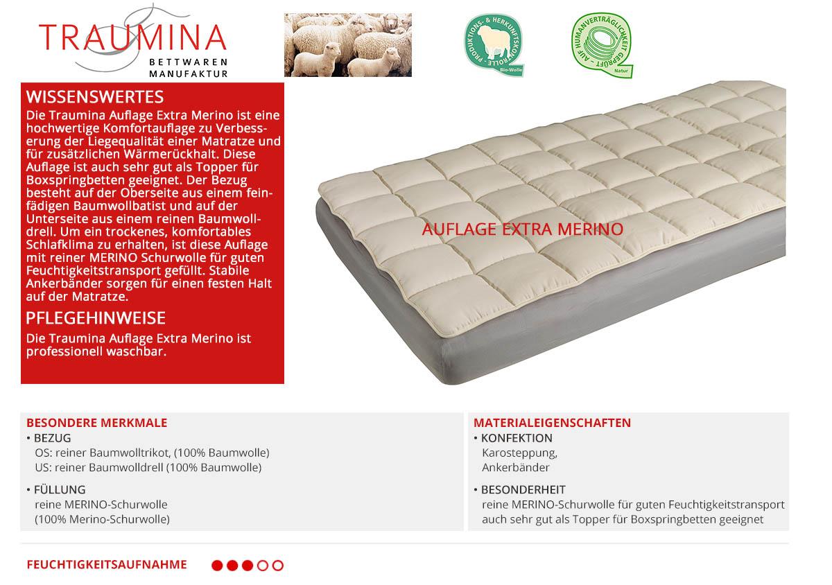 Traumina-Auflage-Extra-Merino-online-kaufen