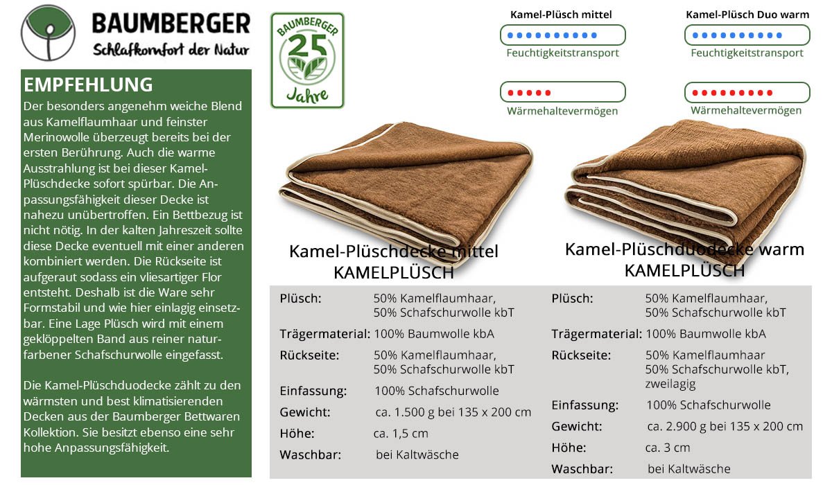 Baumberger-Kamel-Plueschdecke-mittel-Duodecke-warm-online-kaufen