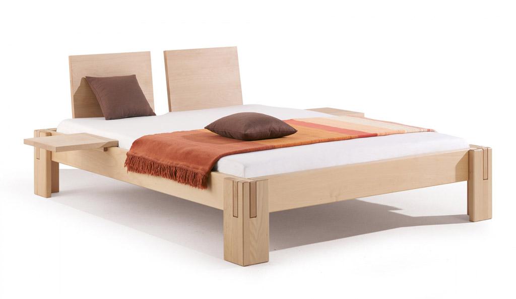 Dormiente-Massivholzbett-Nuveo-Maxi-Freisteller-mit-Stexx-Einstecktisch