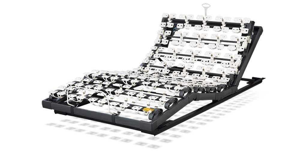 Lattoflex-284-Motorrahmen-Seitenansicht