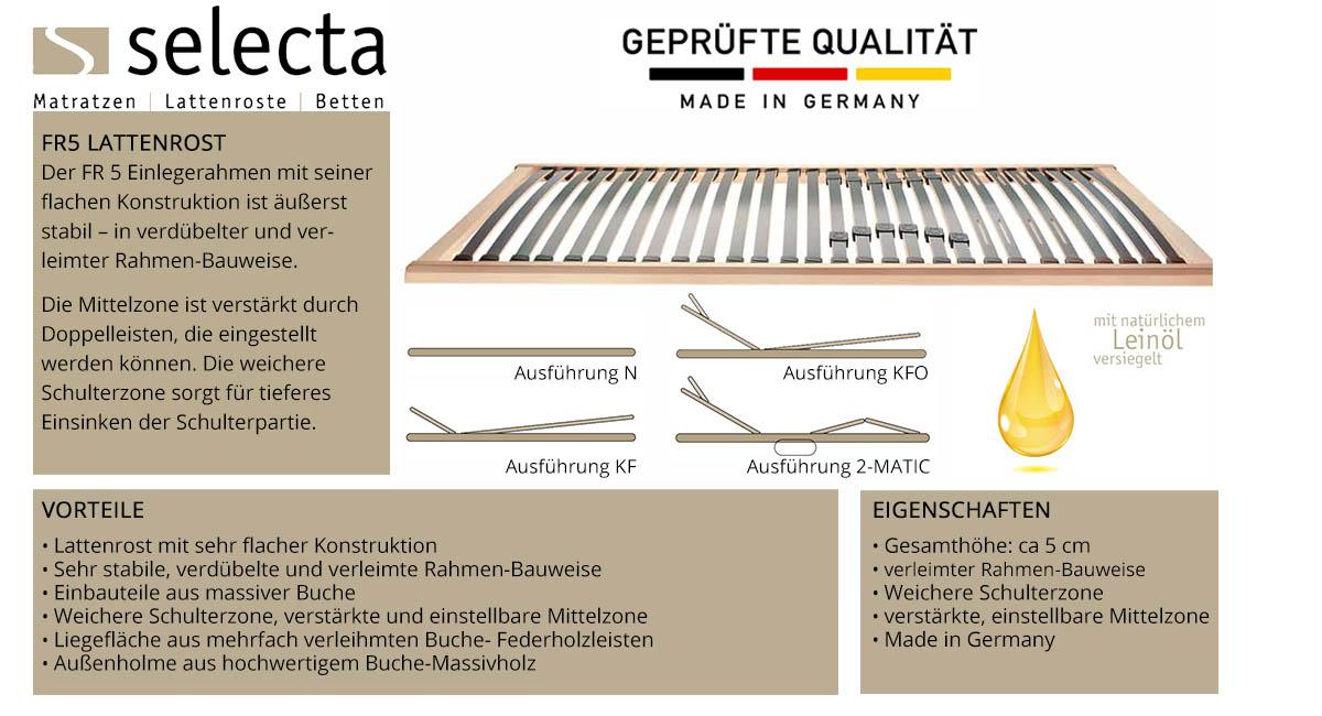 Selecta-FR5-Lattenrost-online-kaufen