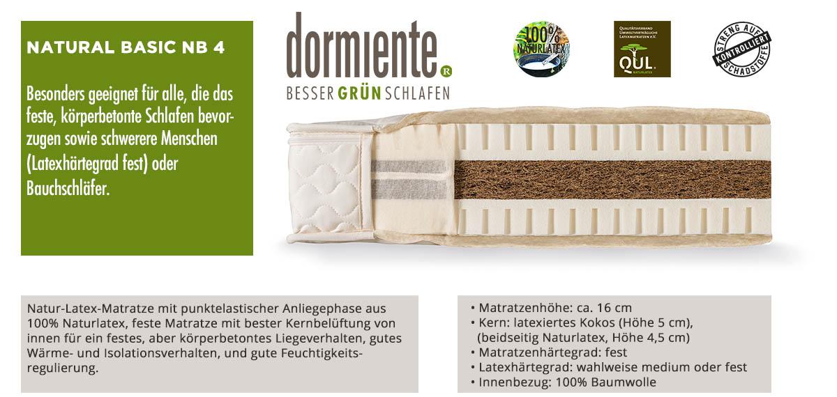 Dormiente-Natural-Basic-4-online-kaufen