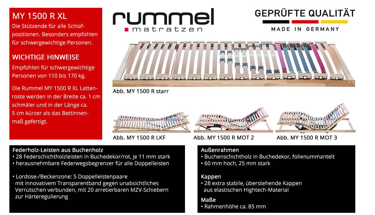 Rummel-MY-1500-R-XL-Lattenrost-online-kaufen